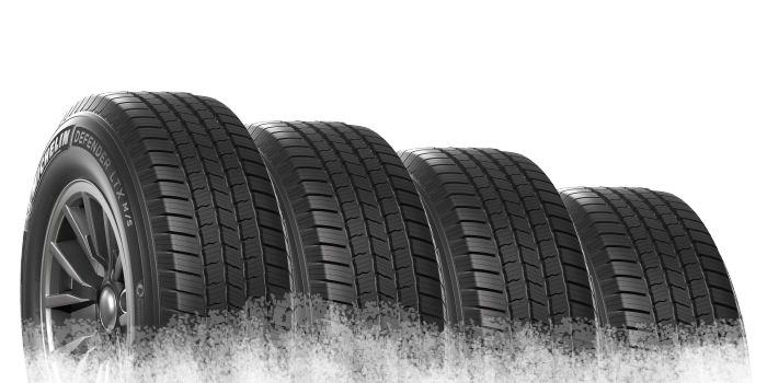 We sell all top tire manufactures here at Automotive Outfitters Tire Pros in Portland, OR 97266